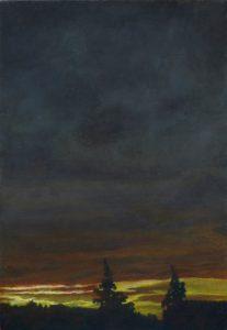 Ölgemälde Landschaft