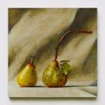 Ölbild Stillleben alte seltene Sorten