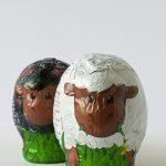 photographs, conceptual art, chocolate, humor, easter sheep