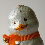 photographs, conceptual art, chocolate, humor, easter chicken